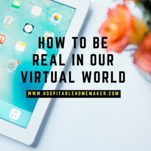 iPad virtual reality