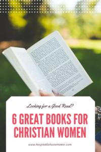 6 great books for christian women