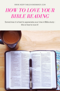 the labor of loving the word