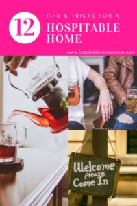 hospitable home