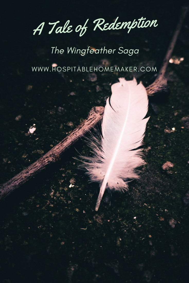 A Tale Of Redemption: Review of The Wingfeather Saga by Andrew Peterson