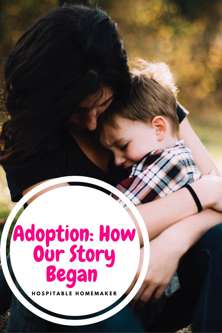 Adoption: How Our Story Began