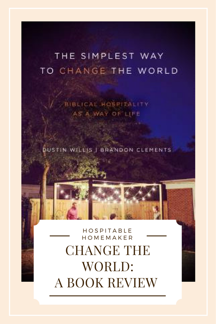 Change the World: A Book Review