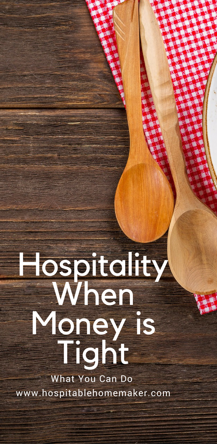 When Finances Make Hospitality Hard – Hindrances to Hospitality Series Part 6