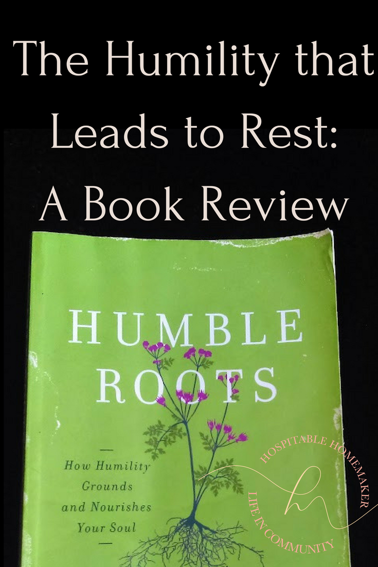 The Humility that Leads to Rest: A Book Review