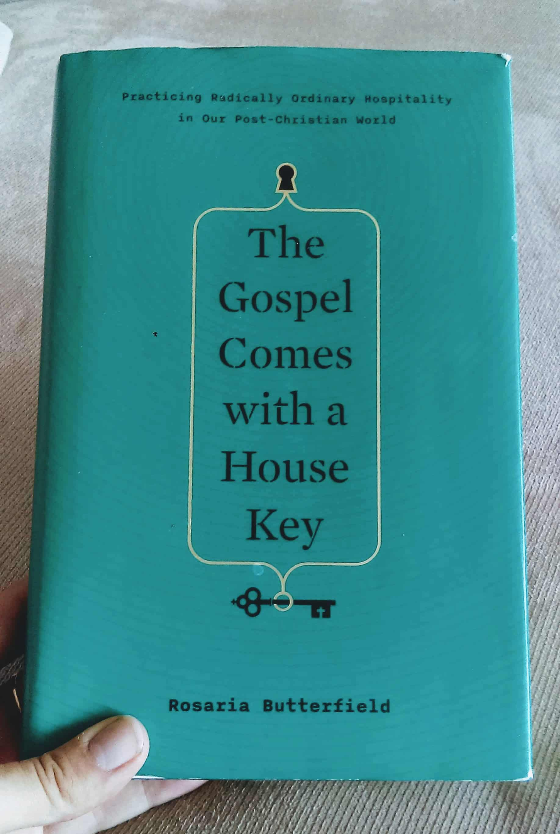 The Gospel Comes with a House Key: A Book Review