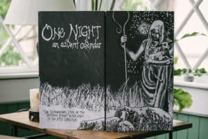 advent calendar one night