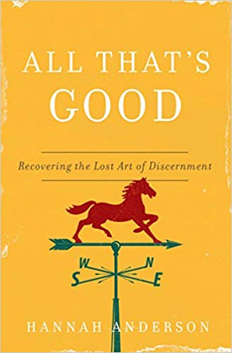 Review of All That's Good By Hannah Anderson