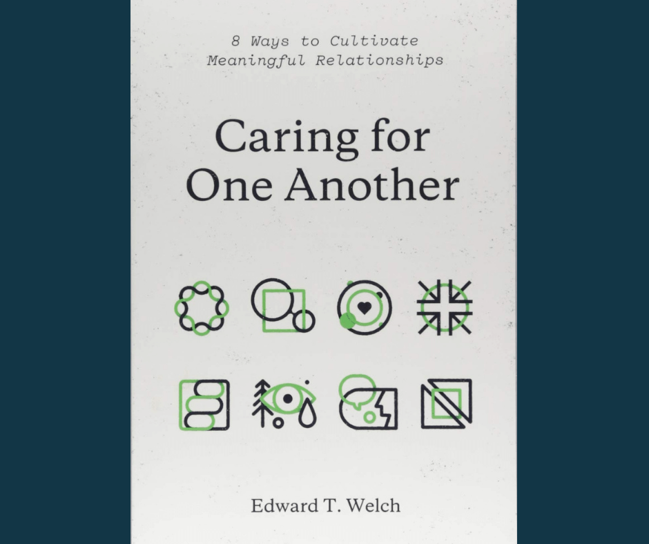 caring for one another book cover