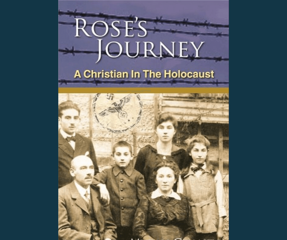 Book Cover Rose Warmer's journey